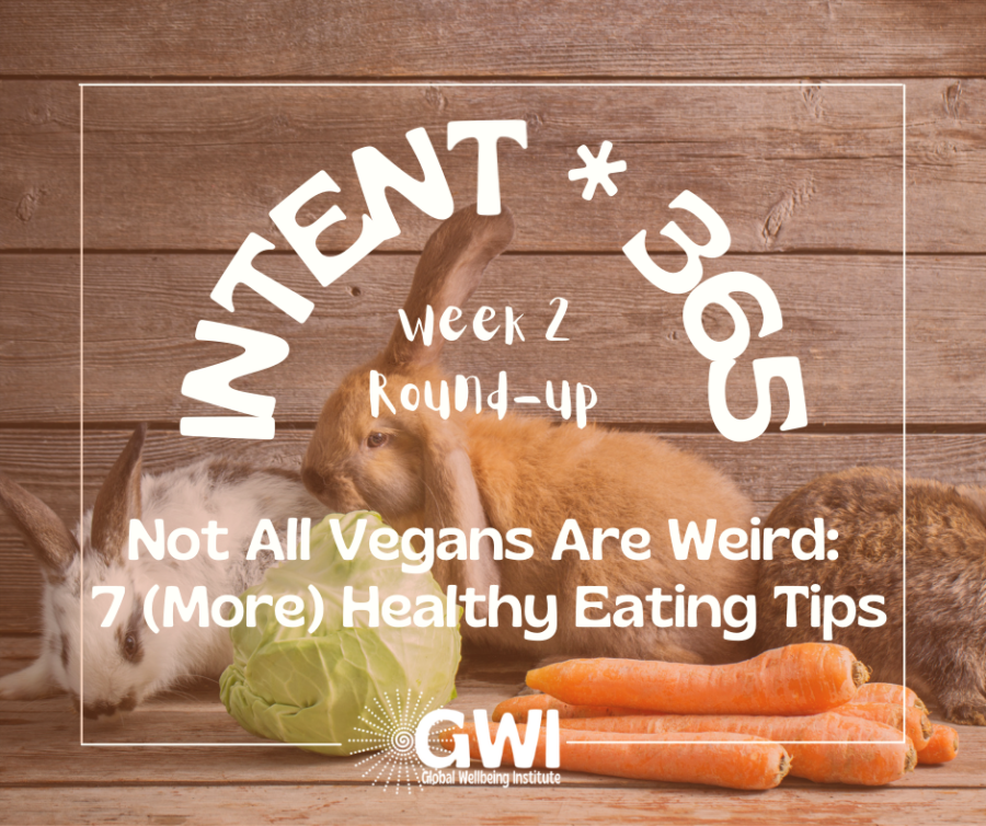 7 tips for healthy eating for vegans and non-vegans