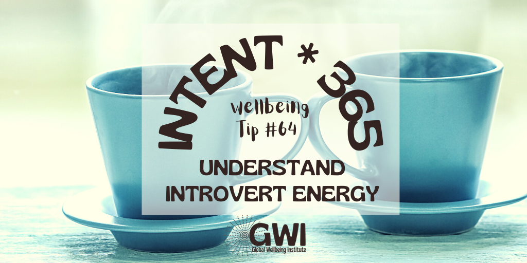 wellbeing tip 64 understand introvert energy for best connection
